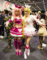 MCM London 2014 cosplay (14083536547).jpg