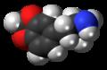 MDA molecule spacefill.png