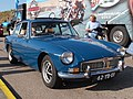 MG B -GT dutch licence registration 62-YB-01 pic1.JPG