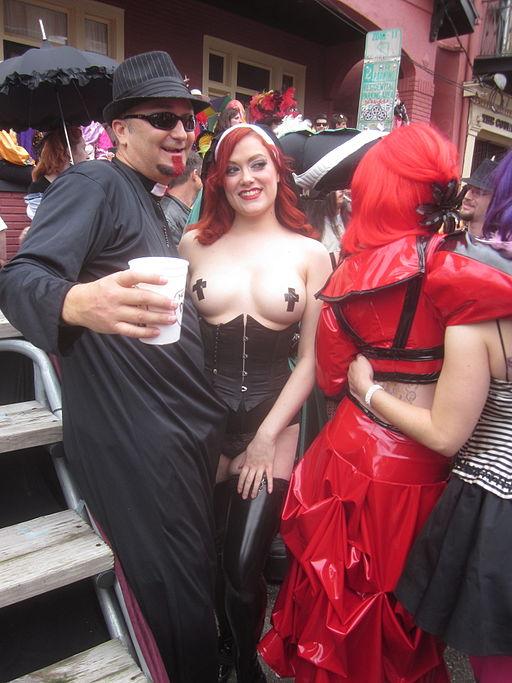 MG Naughty Nun Priest