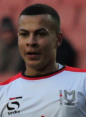 Milton Keynes Dons F.C. - Milton Keynes Dons sold Dele Alli to Tottenham Hotspur for £5 million in 2015