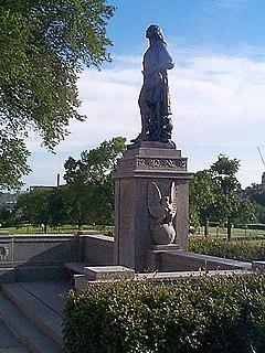 Statue of Christopher Columbus (Saint Paul, Minnesota)
