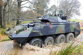 Image illustrative de l'article Mowag Piranha