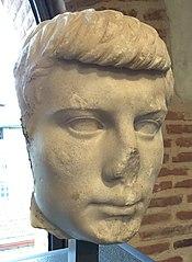 Portrait de Tiberius Gemellus (?) (Ra 122)
