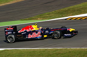 Mark Webber 3. miejsce i Pole Position