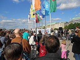 Mahnwache FÜR den Frieden, 2014-06-23