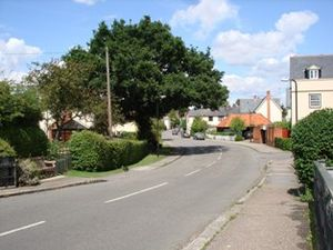 Little Waltham - Image: Main Street Little Waltham
