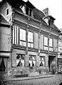 Maison - Façade sur rue - Andelys (Les) - Médiathèque de l'architecture et du patrimoine - APMH00003414.jpg