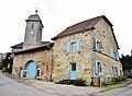 Maison ancienne, dans le village de Clairegoutte.jpg