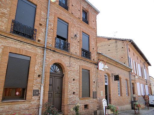 Maison natale du chevalier de Lamothe-Cadillac-1