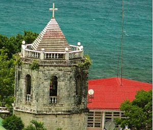 Malabuyoc, Cebu - Image: Malabuyocbelltower