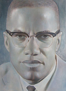 Malcolm X portrait by Robert Templeton.jpg