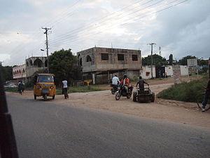 Swahili architecture - Image: Malindi 01