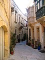 Malte Vittoriosa Triq Majjistral Auberge Angleterre 10052009 - panoramio.jpg