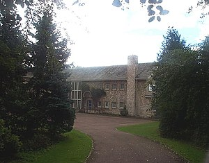 John Poulson - Manasseh, Poulson's former residence