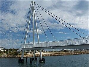 Mandurah - Mandurah Ocean Marina Bridge