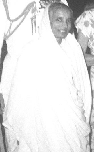 Maniben Patel - Patel in October 1947