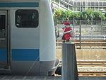 Manneken Pis at Hamamatsucho Station (8267759644).jpg