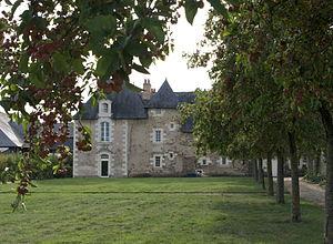 Saint-Barthélemy-d'Anjou - The manor of la Ranloue
