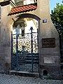 Manoir du Contades, 10 rue des Arquebusiers à Strasbourg - portail d'entrée.jpg