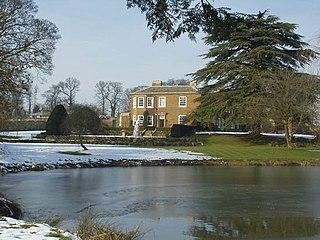 Kirby Sigston village in United Kingdom