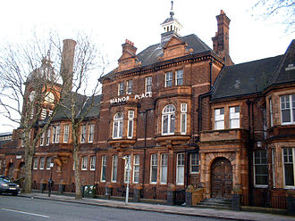 Walworth - Manor Place Baths