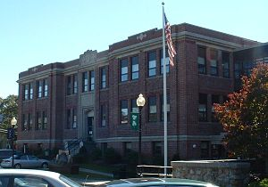 Mansfield, Massachusetts - Mansfield Town Hall