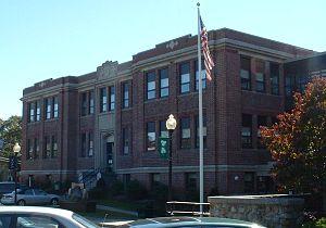 Mansfield, Massachusetts - Mansfield Town Hall