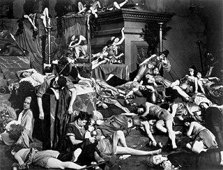 <i>Manslaughter</i> (1922 film) 1922 film by Cecil B. DeMille