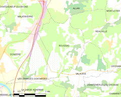 Map commune FR insee code 26284.png