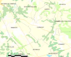 Map commune FR insee code 40084.png