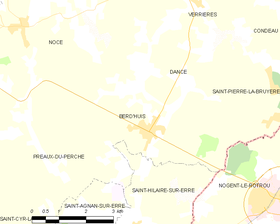 Map commune FR insee code 61043.png