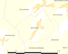 Map commune FR insee code 62885.png