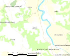 Map commune FR insee code 64004.png