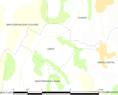 Map commune FR insee code 71151.png