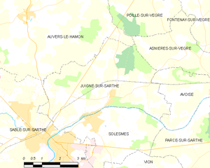 Map commune FR insee code 72151.png