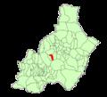 Map of Castro de Filabres (Almería).png