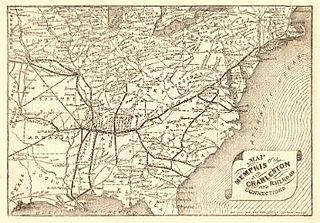 Memphis and Charleston Railroad