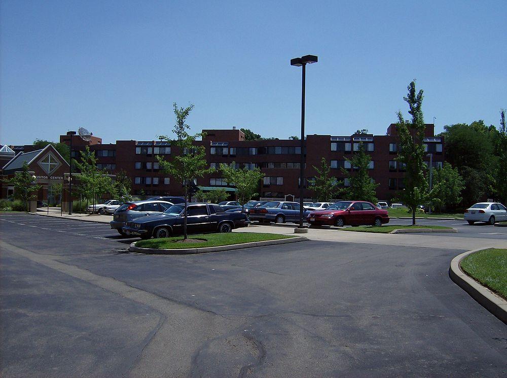 The population density of Springdale in Ohio is 2258.15 people per square kilometer (5845.31 / sq mi)