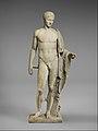 Marble statue of Hermes MET DP253642.jpg