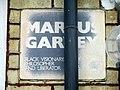 Marcus Garvey plaque - 2 Beaumont Crescent London W14 9LX.jpg