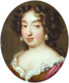 Marie Anne Victoire de Bavière, Dauphine of France by Jean Petitot today in the British Royal Collection.png