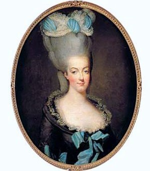 1775–95 in Western fashion - Marie Antoinette, Queen of France, was one of the most influential figures in fashion during the 1770s and 1780s, especially when it came to hairstyles.