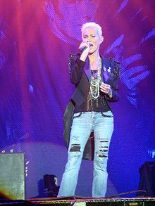 Marie Fredriksson (Halmstad, 14 agosto 2010)