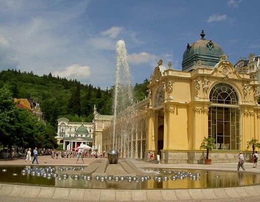 Marienbad-Brunnen