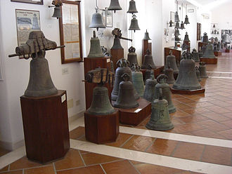 Agnone - The Marinelli Bell Museum.