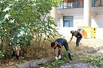 Marines, sailors clean up after-school center in Catania 150911-M-AB321-003.jpg