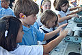Marines host youngsters' field trip to Cherry Point flight line 120926-M-XK427-007.jpg