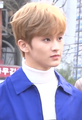 Mark Lee going to a Music Bank recording in March 2018 01.png