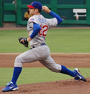 Mark Prior American baseball player and coach